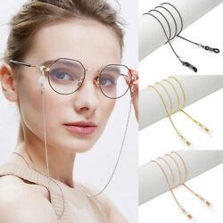 Brillenkette Brillenband Gold Silber Sonnenbrille