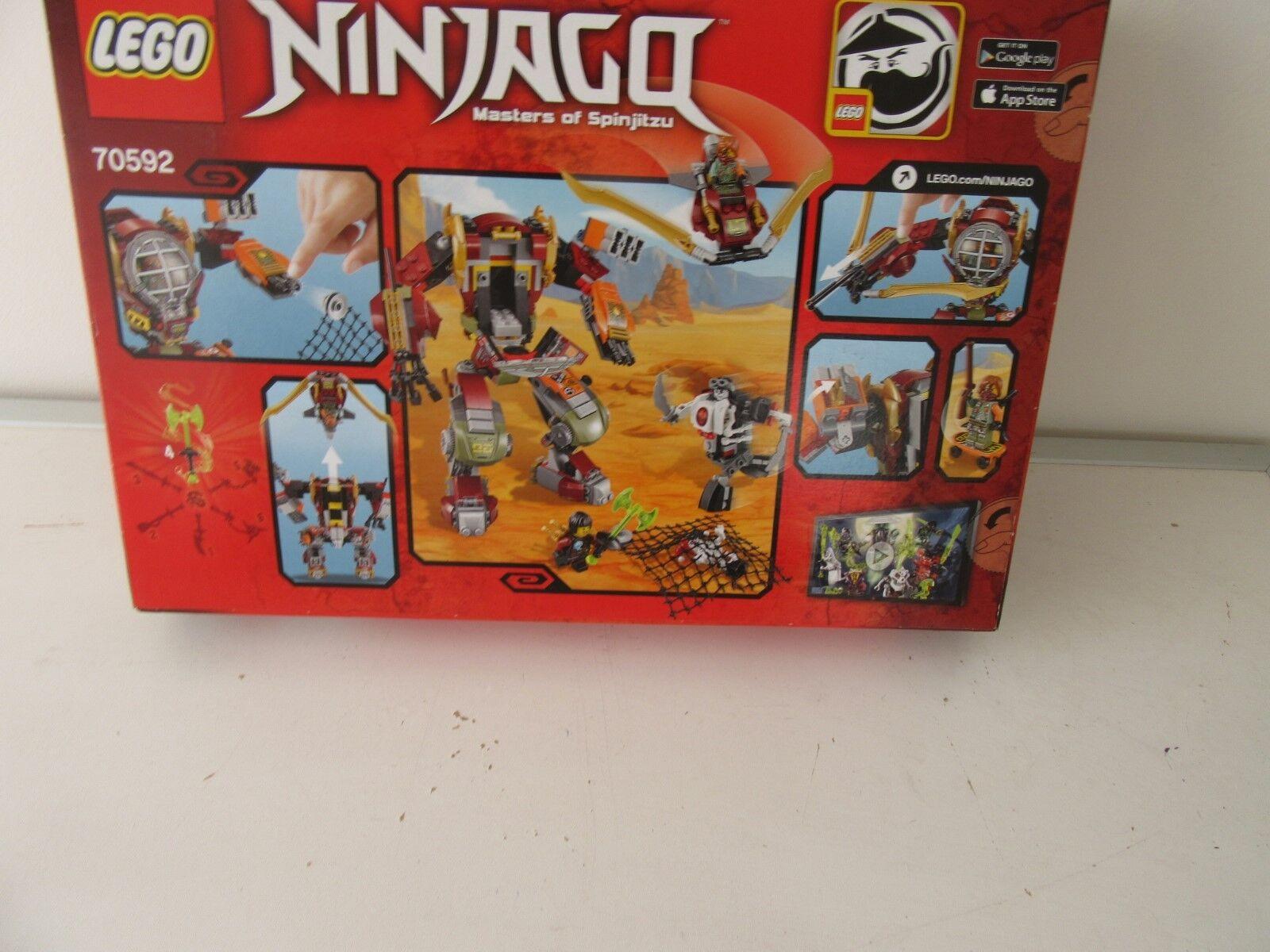 LEGO ®    Ninjago 70592 Redding M.E.C. 666b00