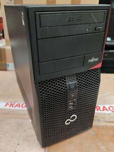 Unité Centrale Fujistu P420 E85+ /  Intel Core i5 4440 / 8go / dd 500Go / win10