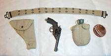 Hobbymaster IDF Moshe Dayan Cinturón pedido Con Funda 1/6th Escala Accesorio De Juguete