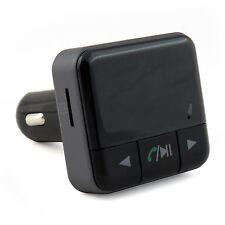 Car FM Radio Transmitter Wireless Bluetooth MP3 Player USB Micro SD 3.5mm AUX