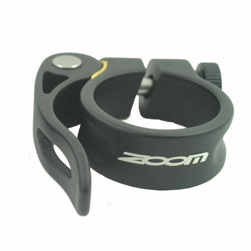 Zoom Aluminum Alloy Quick Release Seatpost Clamps 31.8MM,35.0MM