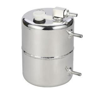 Universal-Aluminium-Vacuum-Brake-Fluid-Bottle-Tank-Can-2L-for-Holden-Ford-Polish