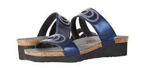 Naot Ainsley Polar Mar Azul Oscuro Sandalia Para Mujer Tallas 5-11 36-42    nuevo