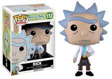Funko POP! Vinyl Rick & Morty - Rick Collectable Figurine Model Statue No 112