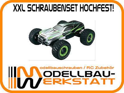 XXL Schrauben-Set Stahl hochfest Thunder Tiger e-MTA 1:8 Brushless screw kit