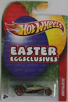 "Hot Wheels – Brutalistic grünmet. ""Easter Eggsclusives"" Neu/OVP"