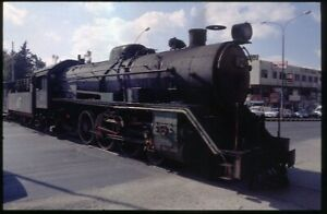 35mm slide HJR Hedjaz Jordan Railway 82 where? Jordan ±1980 original