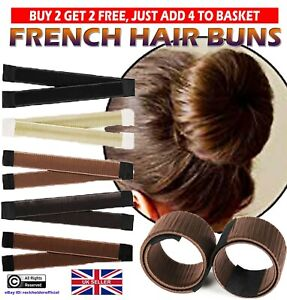 Magic-French-Donut-Twist-Hair-Bun-Maker-Bands-Easy-Snap-Tool-Former-DIY-Styling