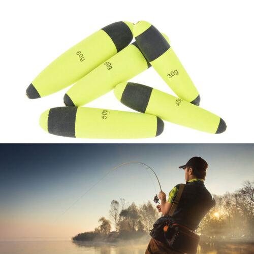 High Quality Buoyancy Portable Plastic Fishing Float Bobber Ball Boia Eva Foam