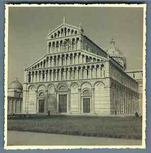 Italia-Pisa-Duomo-di-Pisa-Vintage-silver-print-Italy-Tirage-argentique-d