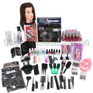 cosmetology barber school student starter kit tote bag