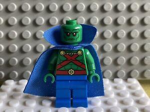 Lego DC Super Heroes Justice League Martian Manhunter Minifigure 76040