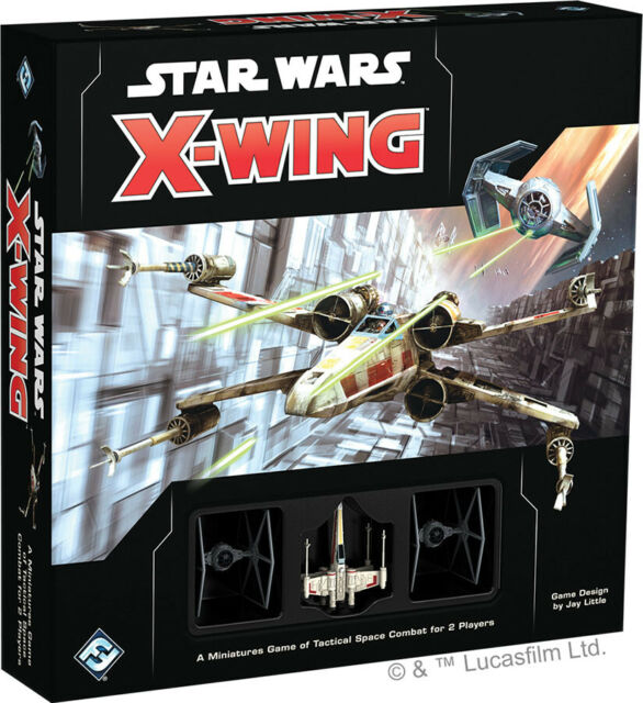 Star Wars X-Wing 2nd Ed: Core Game by Fantasy Flight FFGSWZ01