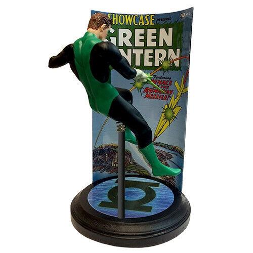 Grün lantern - showcase nummer 22 premium - motion - statue