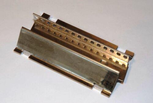 WILESCO  ERSATZTEIL FÜHRUNGSSCHIENE für Brennerschieber 80 mm  Art.01587