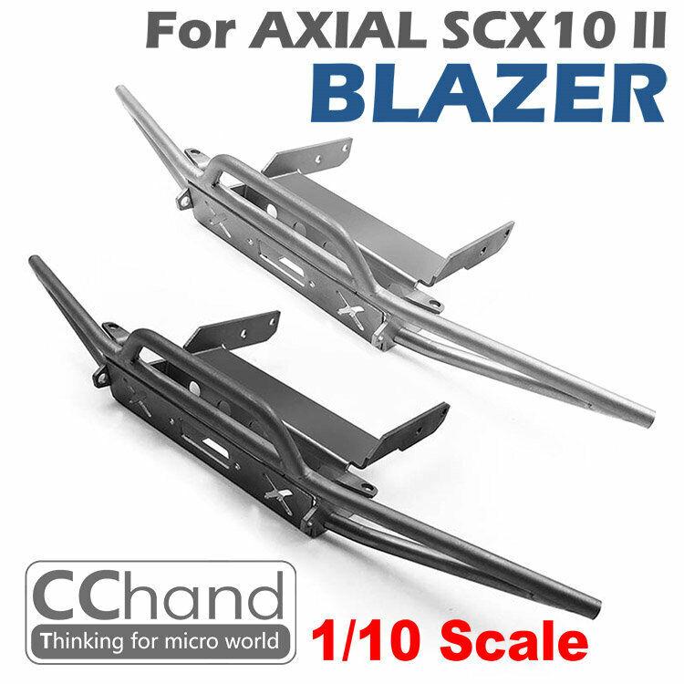 CC He METAL davanti BUMPER  for  SCX10 90058 BLAZER  prezzo all'ingrosso e qualità affidabile