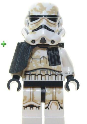 NEW 75052-2014 LEGO STAR WARS DIRT STAINS SANDTROOPER /& RE BRETHER FIGURE
