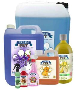 Fresh-Pet-Animal-Kennel-and-amp-Deodoriser-Choose-Own-Fragrance-amp-Size