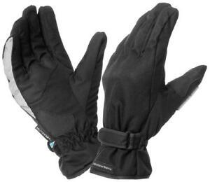 Motorcycle Gloves Tucano Urbano Hub Scooter Gloves Waterproof Textile Gloves Ebay