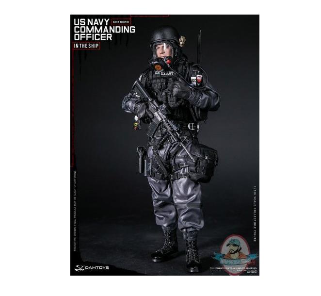 Dam 1:6 Elite Series Navy Commanding Officer Figure DAM-78050 DAM-78050 DAM-78050 c7306d