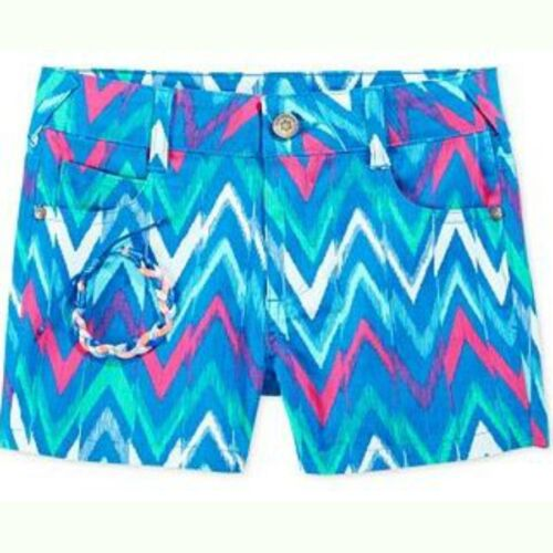 Girl/'s Epic Threads 7 10 12 14 or 16 Adj Waist Jean Shorts w// Bracelet New $24