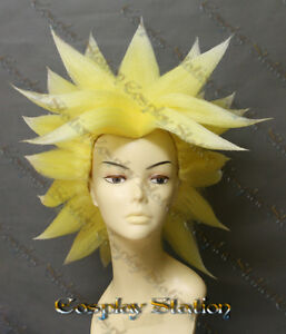 Image is loading Super-Saiyan-Broly-Custom-Made-Cosplay-Wig-commission577 467ad6ad9a