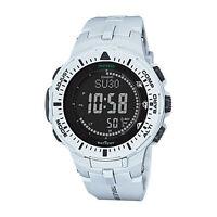 Casio Protrek Prg-300-7 Prg-300 Triple Sensor Watch Brand