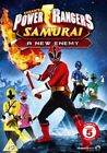 Power Rangers - Samurai - Vol.2 - A New Enemy (DVD, 2012, 2-Disc Set)