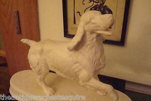 Beswick-England-034-The-Spaniel-034-bisque-figurine-Stoke-on-Trent-England-9