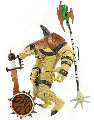 SNAKE MAN figure Hsss Masters of the Universe He-man King ...