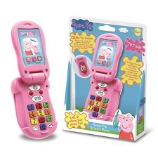 Peppa Pig's Flip & Learn Phone - NEW