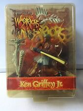 1999 Crazyworks Sport Warriors Ken Griffey Jr. Action Figure NIB