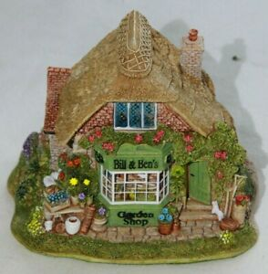 Lilliput-Lane-Bill-and-Bens-L2325-complete-with-Deeds
