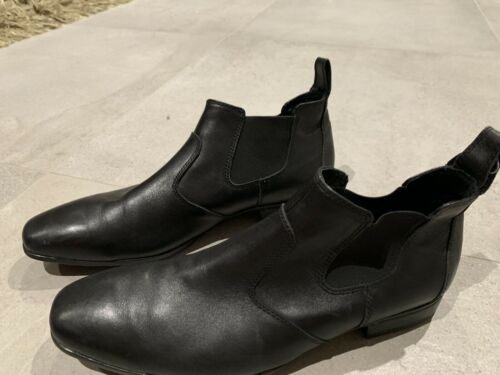 Black Jeff Banks London Shoes
