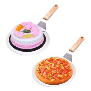 Pala-Paletta-Per-Tranci-Pizza-Lama-In-Acciaio-Inox-Manico-Isolante