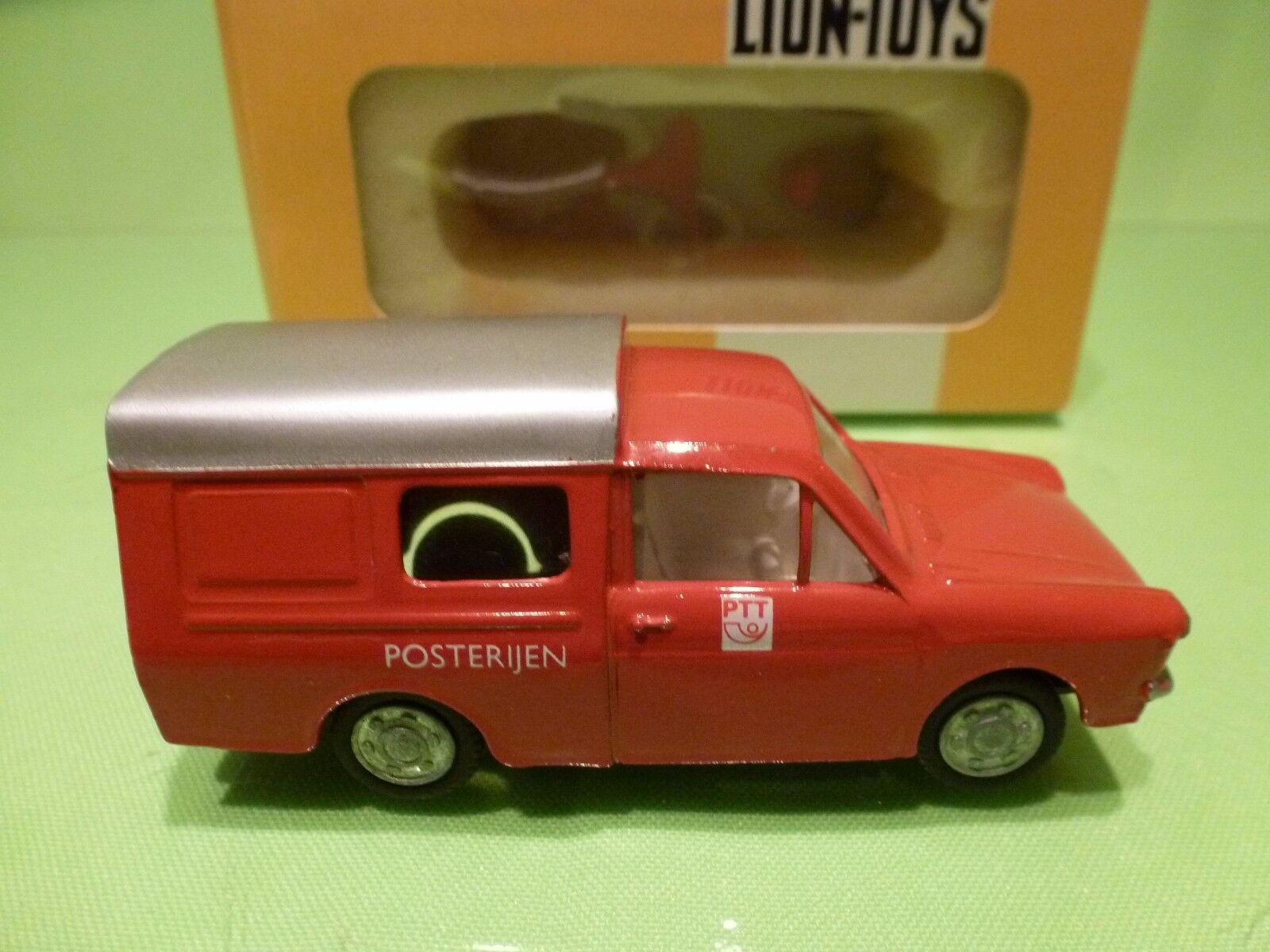 LION CAR DAF 33 COMBI VARIOMATIC - NA 2000 2000 2000 - PTT POSTERIJEN - EXCELLENT IN BOX e91ba3