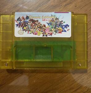 Super-68-in-1-Nintendo-SNES-Game-Cartridge-16-Bit-Multicart-NTSC-Free-Shipping