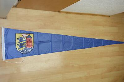Langwimpel Sachsen Wimpel Fahne Flagge 30x150 cm mit 2 Ösen