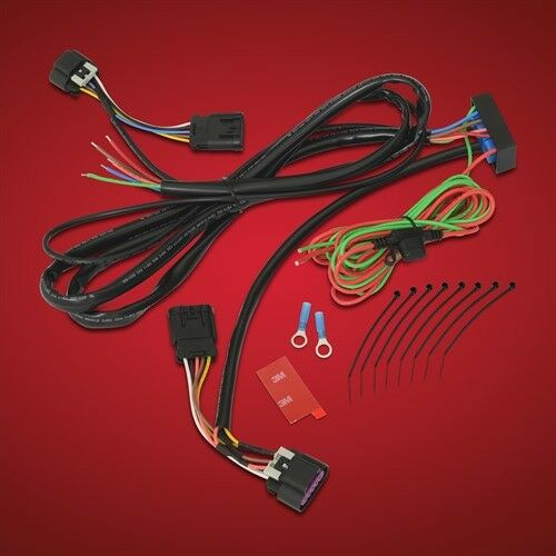 Show Chrome Caman Spyder Rt Trailer Wire Harness Canam Rt 41-162 New