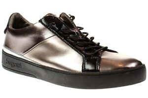 Bugatti 422291605050, Zapatillas para Mujer, Negro (Black/Metallics 1090), 41 EU