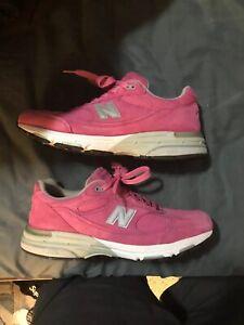 New Balance Nb1 993 Pink Sz 10.5 D