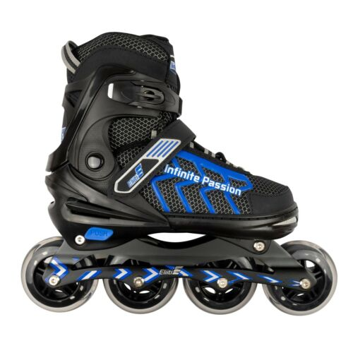 Eliiti Inline Skates for Men Women Size 7 8 9 10 11 Adjustable Roller Blades