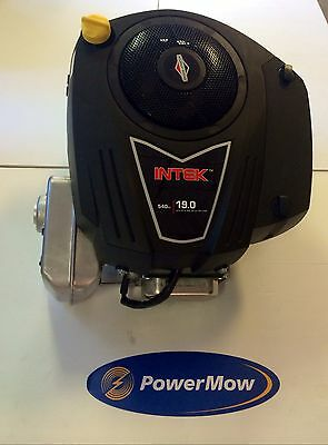 BRIGGS & STRATTON  19HP RIDE-ON  MOWER ENGINE with muffler GENUINE