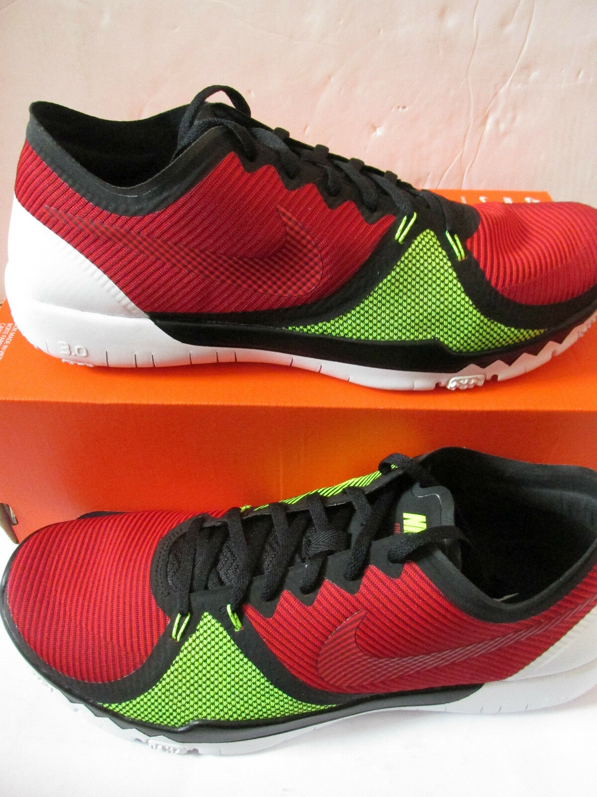 Nike free trainer 3.0 V4 mens running trainers 749361 066 sneakers shoes