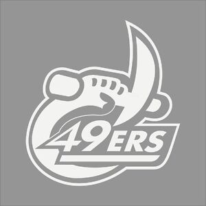 Charlotte 49ers College Logo 1C Vinyl Decal Sticker Car ...