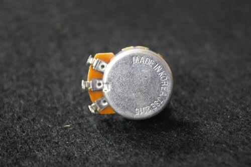 100pcs A500K POTS ELECTRIC Bass Guitar Volume Tone  Switch Potentiometer