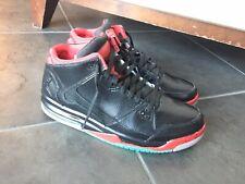 reputable site 10f25 4ebd3 item 5 Jordan Nike Air Flight Origin Mens Shoes 599593-101 Black Size US 12  Customized -Jordan Nike Air Flight Origin Mens Shoes 599593-101 Black Size  US 12 ...