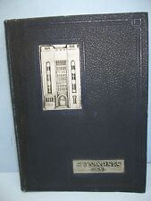 1932 Synapsis, Philadelphia College of Osteopathy, Philadelphia, PA Yearbook