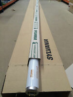 25 x Sylvania T12 8' 125w Fluorescent Tubes in White (8ft / 2400mm)